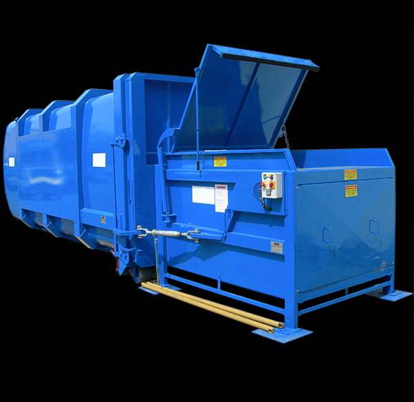 compacteur à déchets CDS 2200