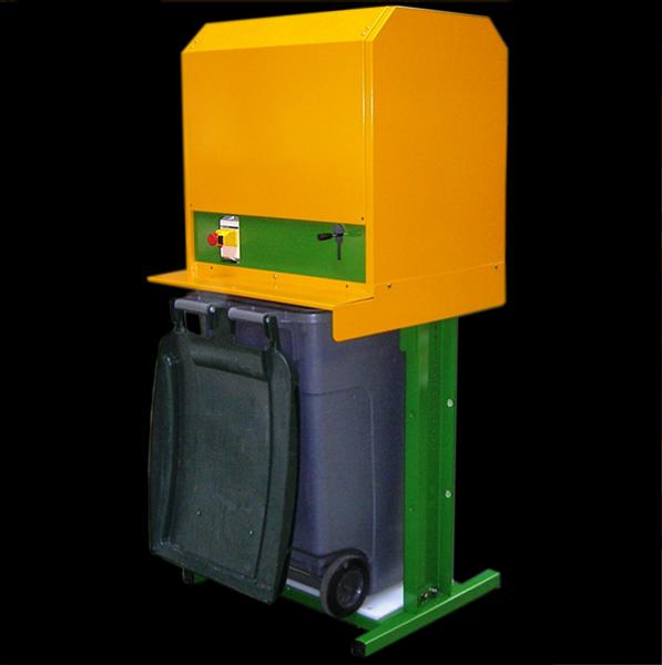 compacteur à déchets G2