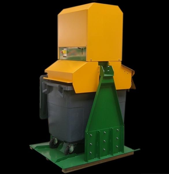 compacteur à déchets G4