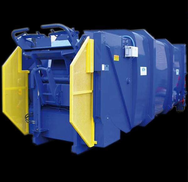 compacteur à déchets SCGT