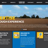 New Galicier website