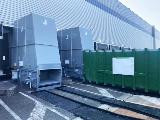 Compacteur de déchets